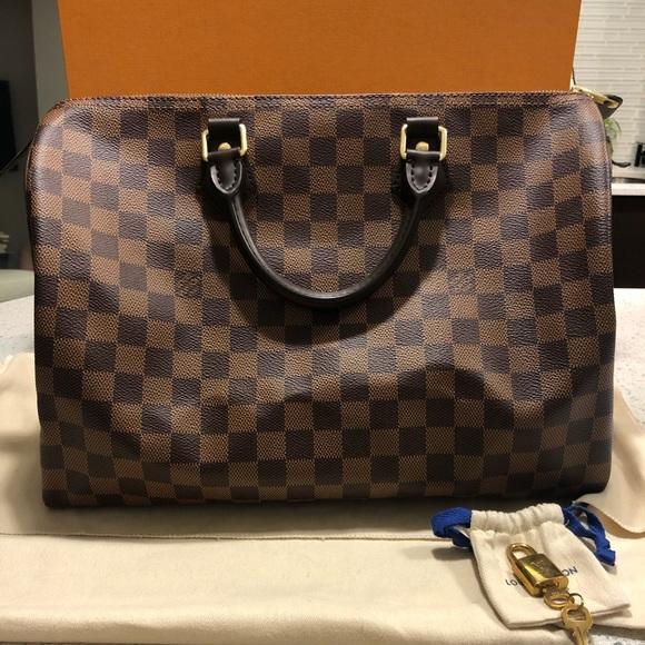 Louis Vuitton Handbags - ‼️‼️SOLD ‼️‼️ Vuitton Speedy 35